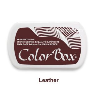 ColorBox Dye Ink - Leather
