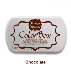 ColorBox Dye Ink - Chocolate