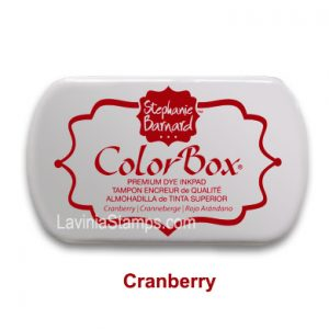 ColorBox Dye Ink - Cranberry