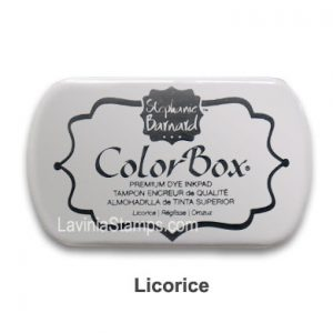 ColorBox Dye Ink - Licorice