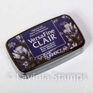 "Versafine ""Clair"" Ink Pad - Medieval Blue"