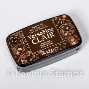 "Versafine ""Clair"" Ink Pad - Pinecone"