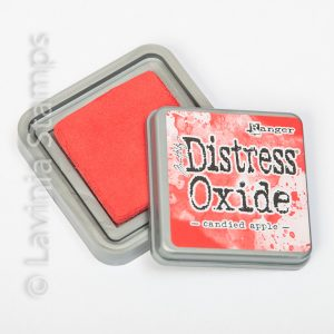 Distress Oxide Ink Pad - Candied Apple