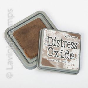 Distress Oxide Ink Pad - Walnut Stain