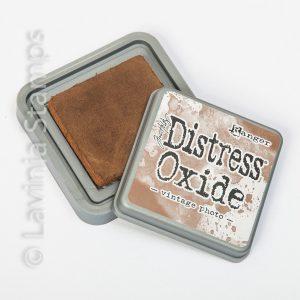 Distress Oxide Ink Pad - Vintage Photo