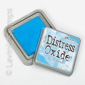 Distress Oxide Ink Pad - Salty Ocean