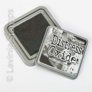 Distress Oxide Ink Pad - Black Soot