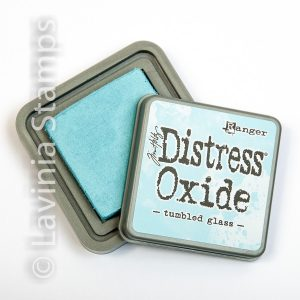 Distress Oxide Ink Pad - Tumbled Glass