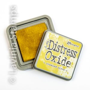 Distress Oxide Ink Pad - Crushed Olive