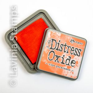 Distress Oxide Ink Pad - Ripe Persimmon