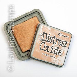 Distress Oxide Ink Pad - Tea Dye
