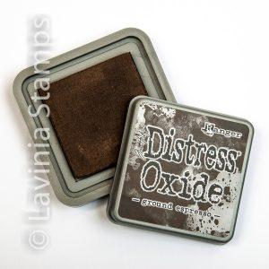 Distress Oxide Ink Pad - Ground Espresso