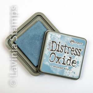 Distress Oxide Ink Pad - Stormy Sky