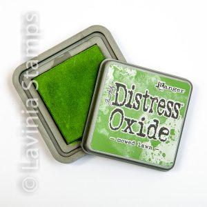 Distress Oxide Ink Pad - Mowed Lawn