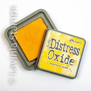 Distress Oxide Ink Pad - Mustard Seed