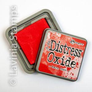 Distress Oxide Ink Pad - Barn Door