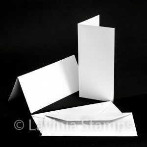 DL size Blank Cards with envelopes (50)