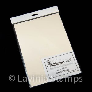 Multifarious Card - Cream