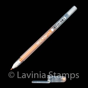 Gelly Roll Glitter Pen Copper Sparkle