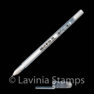 Gelly Roll Pen White