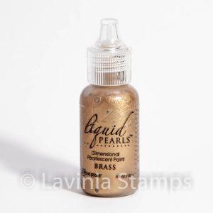 Liquid Pearls - Brass