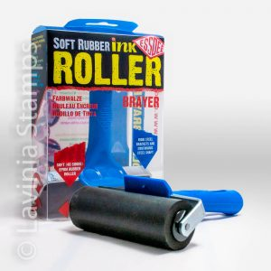 Soft Rubber Ink Roller (Brayer)
