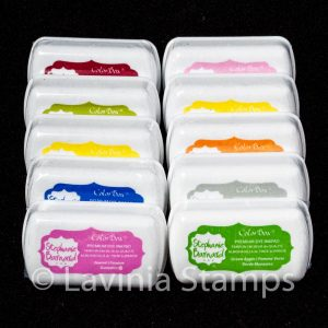 Mini ColorBox Ink -Half price while stocks last
