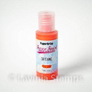 Chalk Acrylic - Cayenne