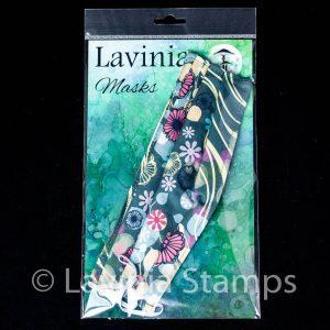 Lavinia Face Mask - Flower Power