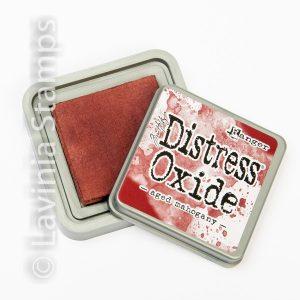 Distress Oxide Ink Pad - Aged Mahogany