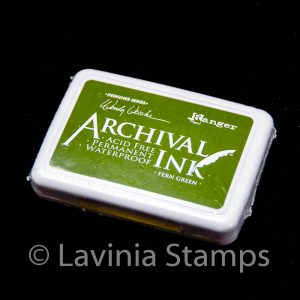 Ranger Archival Ink Pad – Fern Green