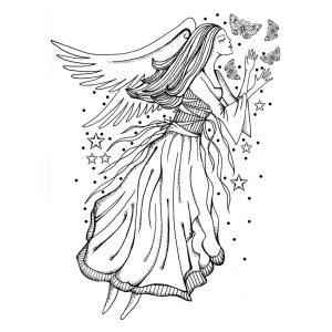 Butterfly Angel (digital)