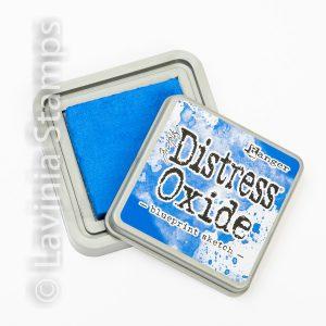 Distress Oxide Ink Pad - Blueprint Sketch