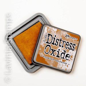 Distress Oxide Ink Pad - Brushed-Corduroy