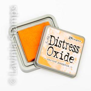 Distress Oxide Ink Pad - Carved Pumpkin