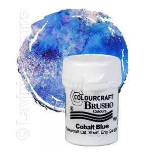 Brusho Inks - Cobalt Blue