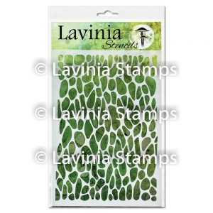 Crackle- Lavinia Stencils