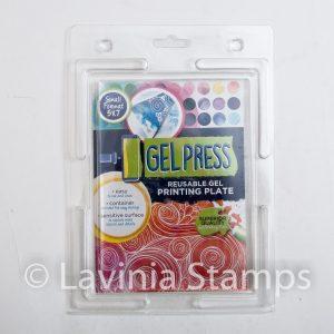 Gel Press Plate 7x5