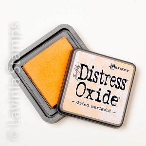 Distress Oxide Ink Pad - Dried Marigold