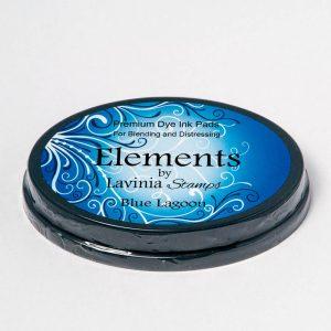 Elements Premium Dye Ink - Blue Lagoon