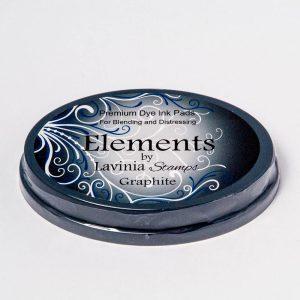 Elements Premium Dye Ink - Graphite