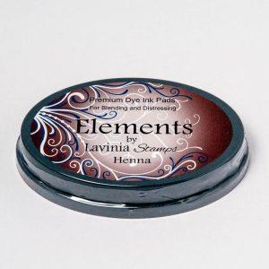 Elements Premium Dye Ink - Henna