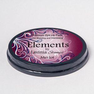 Elements Premium Dye Ink - Merlot