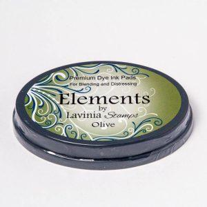 Elements Premium Dye Ink - Olive