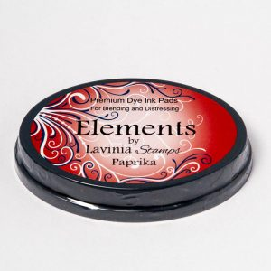 Elements Premium Dye Ink - Paprika
