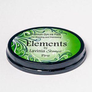 Elements Premium Dye Ink - Pine