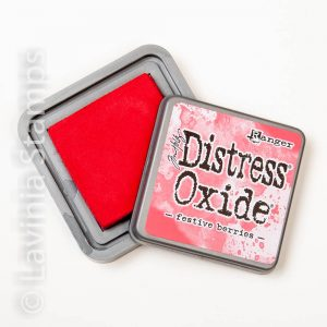 Distress Oxide Ink Pad - Festive Berries