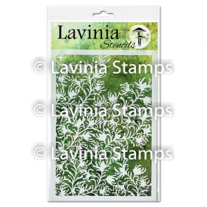 Flourish- Lavinia Stencils
