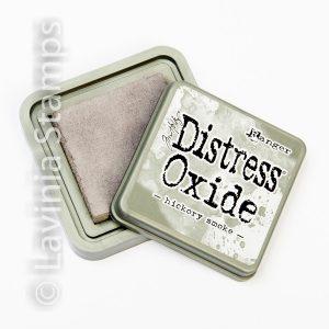 Distress Oxide Ink Pad - Hickory Smoke