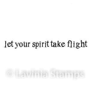 Let Your Spirit Take Flight